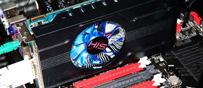 Обзор HIS Radeon HD 7770 iCooler