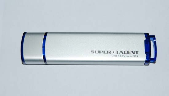 Обзор флешки Super Talent USB 3.0 Express ST4