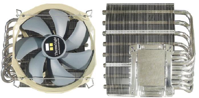Радиатор Thermalright VRM-R4 для HD 6950\6970 - Компьютерный