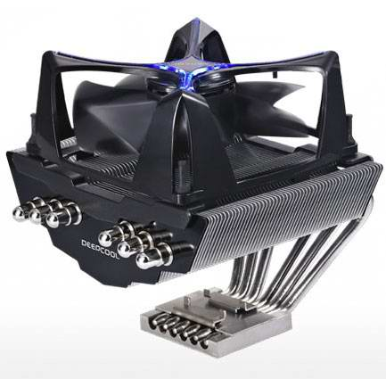 DeppCool KillerWhale CPU cooler