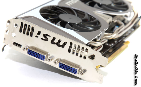 Обзор MSI GeForce GTX 560 Twin Frozr II