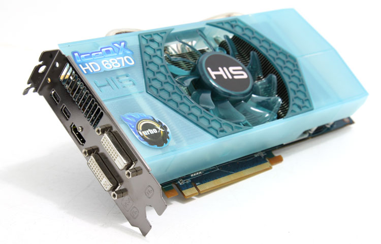 Обзор HIS Radeon 6870 ICEQ X Turbo X
