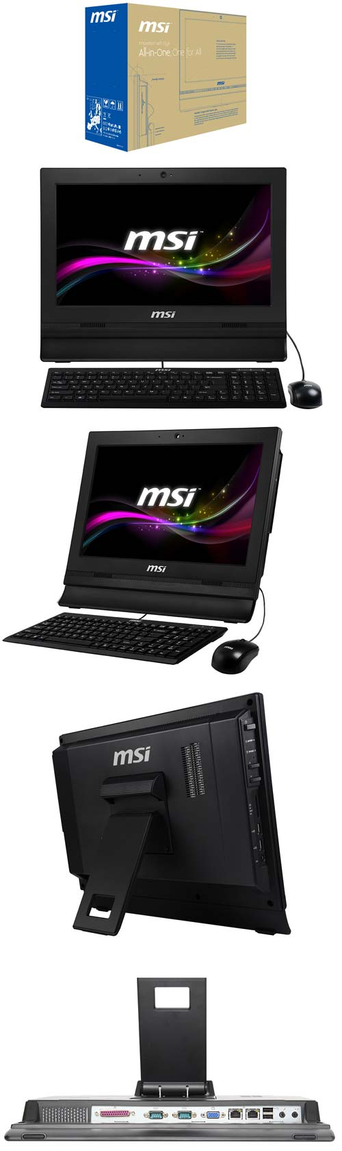 MSI WindTop AP1612 - новое All-in-one решение