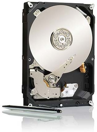 Фотография винчестера Seagate Barracuda 7200.15