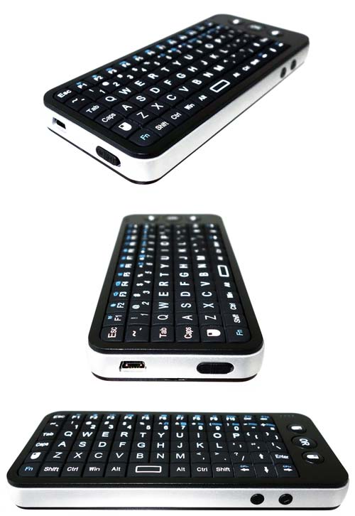 Новинка от Thanko - Air Mouse with Keyboard