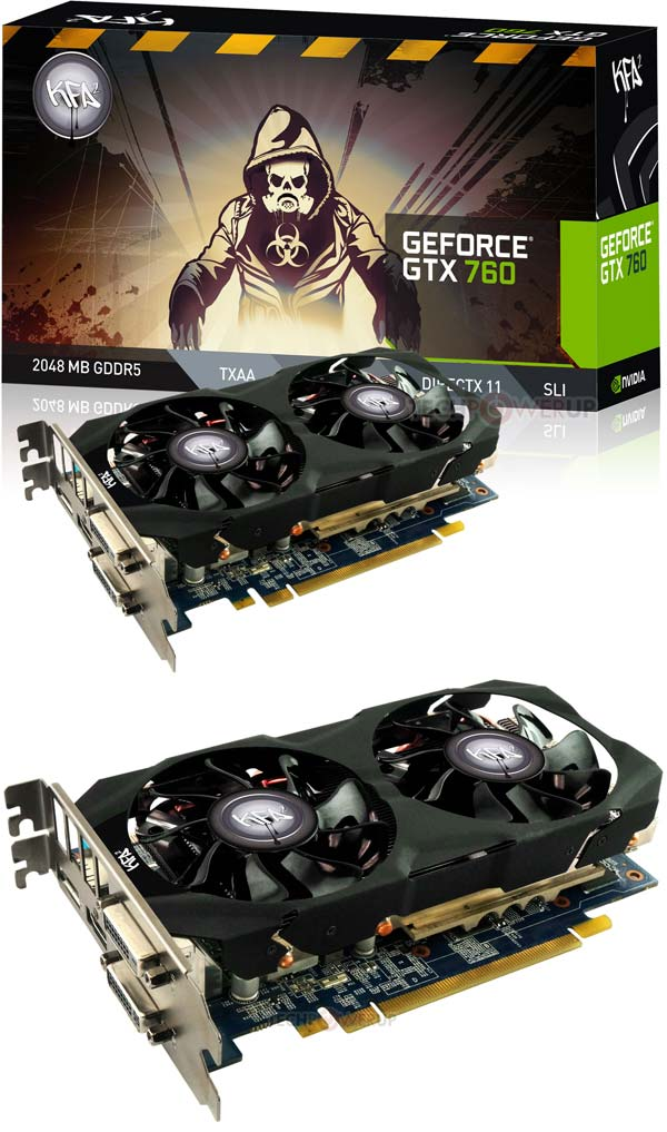 GeForce GTX 760