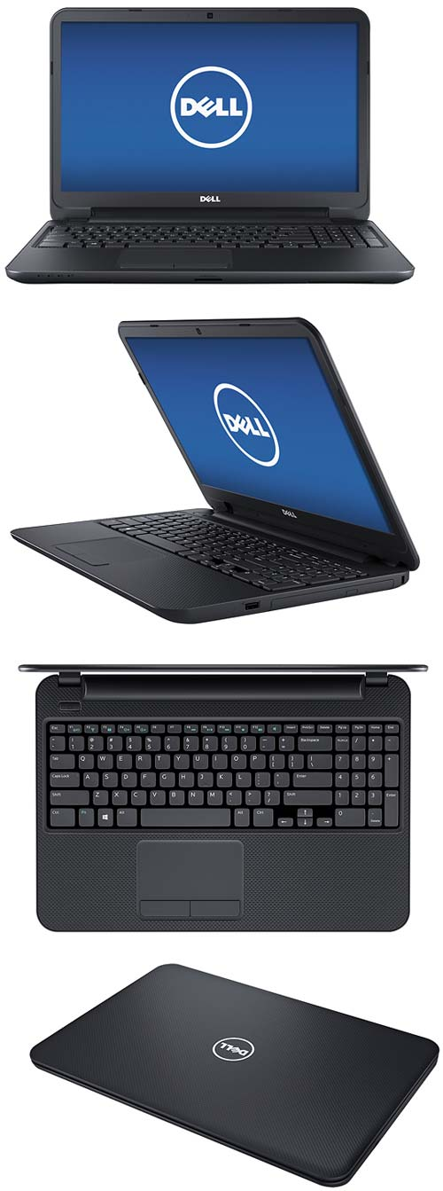 Лэптоп Dell Inspiron I15RV-3812BLK