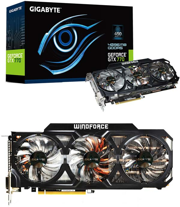 GeForce GTX 770