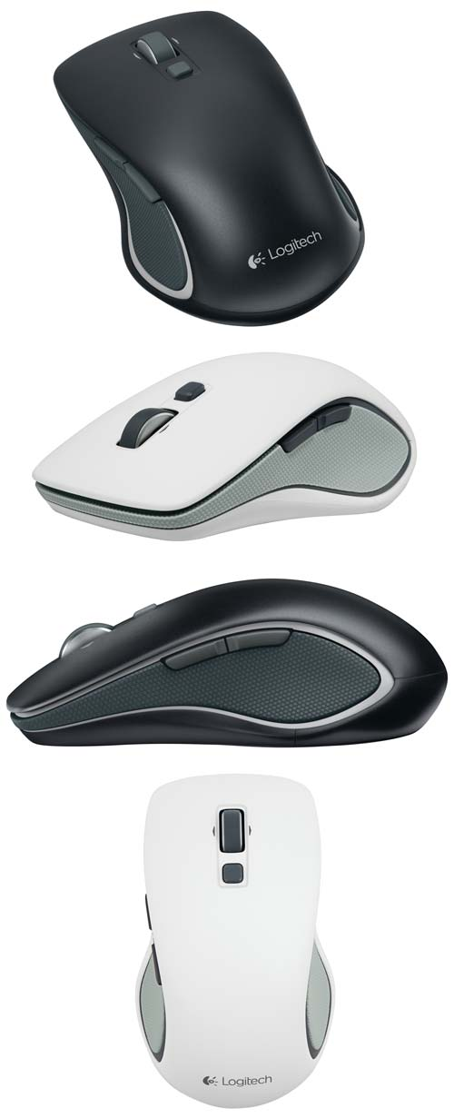 Два варианта мышки Logitech Wireless Mouse M560