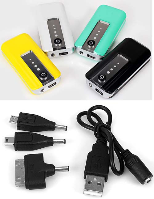 Power Bank 6000