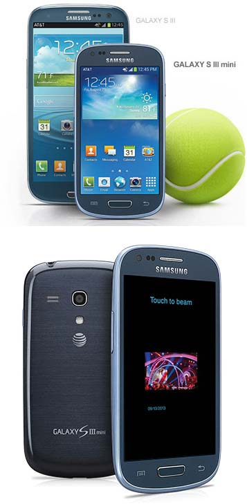 Смартфон Samsung Galaxy S III mini