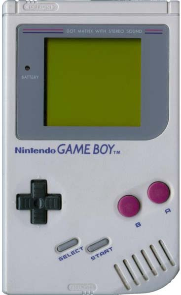 Nintendo Game Boy во всей красе