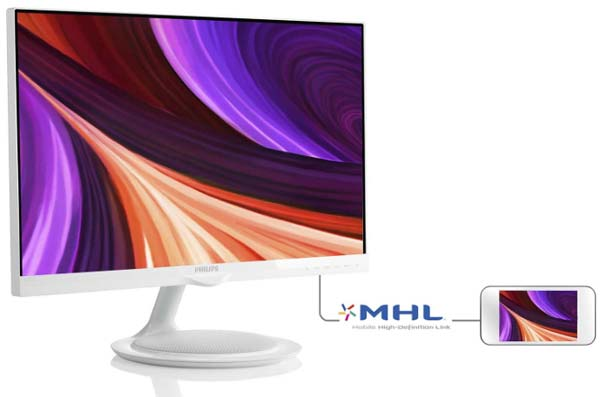 Монитор Philips Brilliance 275C5QHAW