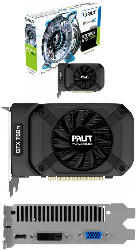 GeForce GTX 750 Ti / GTX 750