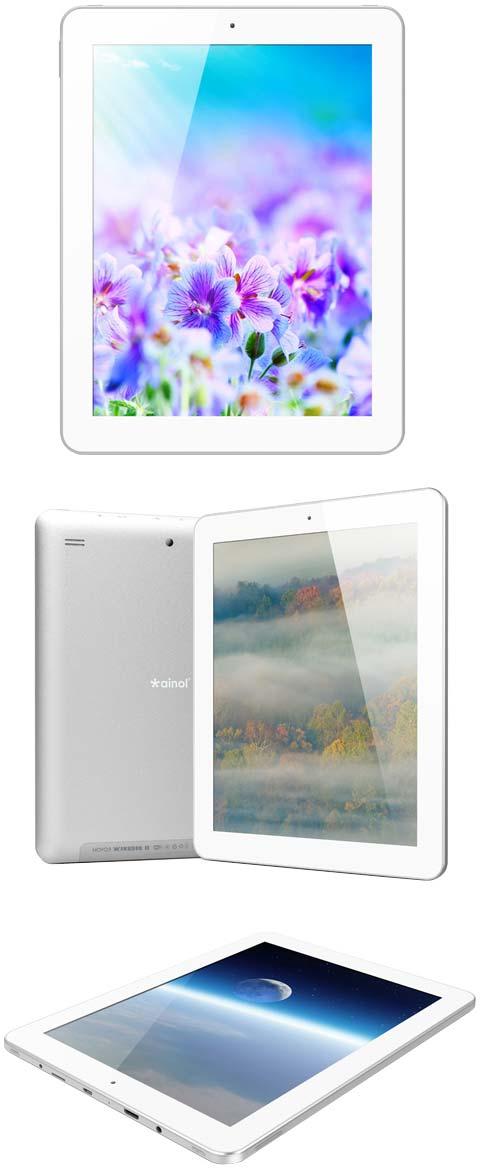 Novo9 Spark II   9,7 дюймовый планшет с Retina дисплеем