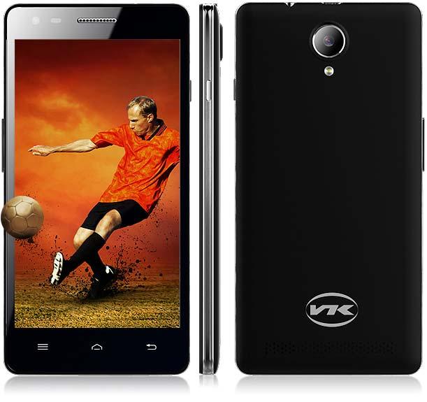 VK1000   четырехядерный смартфон с поддержкой LTE сетей