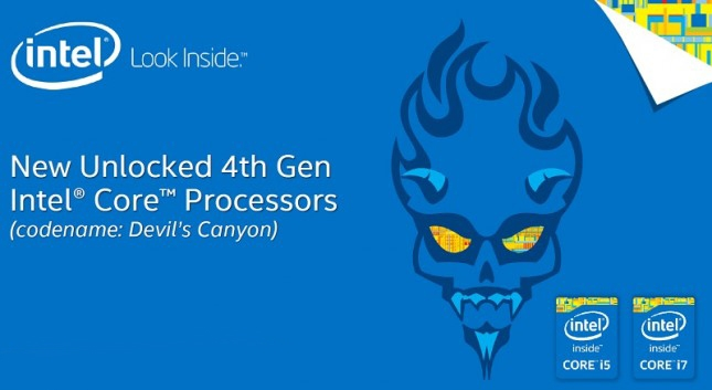 процессоры Intel Devil's Canyon