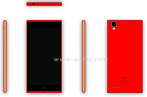 Neo M1   супертонкий смартфон в металлическом корпусе