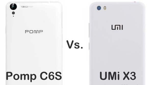 Pomp C6S или UMi X3   сравнение 5,5 дюймовых восьмиядерников