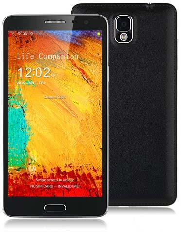 Vifocal V8800   Очередной клон Galaxy Note 3 по цене $170