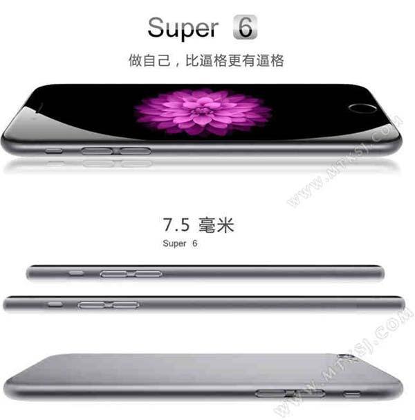 Nicai Super 6   очередной клон iPhone 6