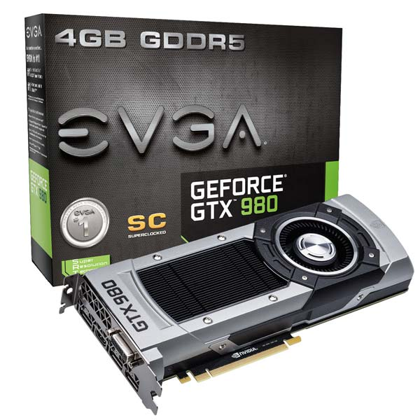 GeForce GTX 980