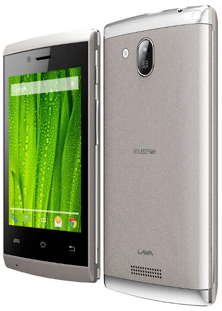 Смартфон Lava Iris 352 Flair