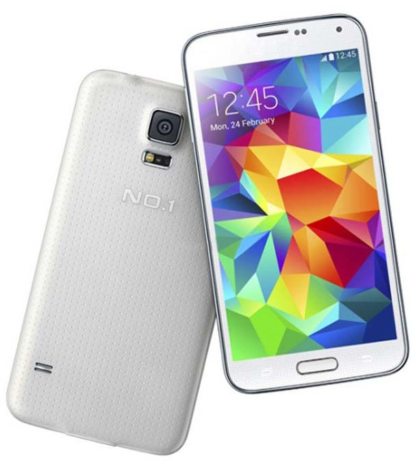 No.1 S7T   клон Galaxy S5 со сканером отпечатков пальцев