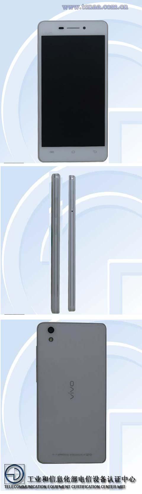 Vivo Y929   смартфон в корпусе из защитного стекла и металла