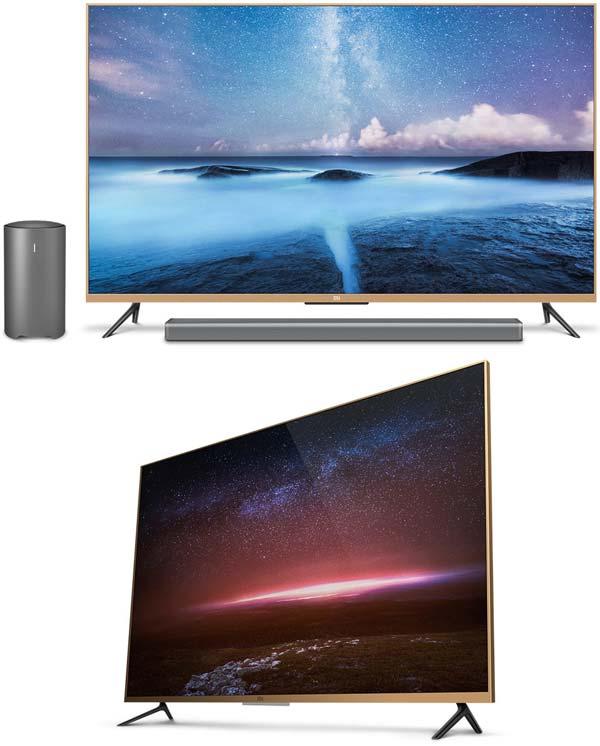 Xiaomi MiTV 2   топовая 55 дюймовая версия умного телевизора