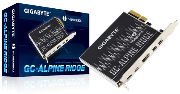 Gigabyte GC-ALPINE RIDGE