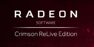 AMD Radeon Software Crimson ReLive Edition
