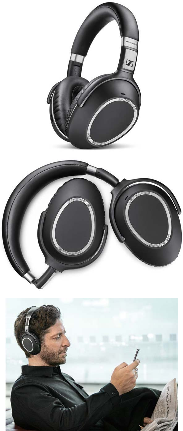 Sennheiser PXC 550 Wireless на фото