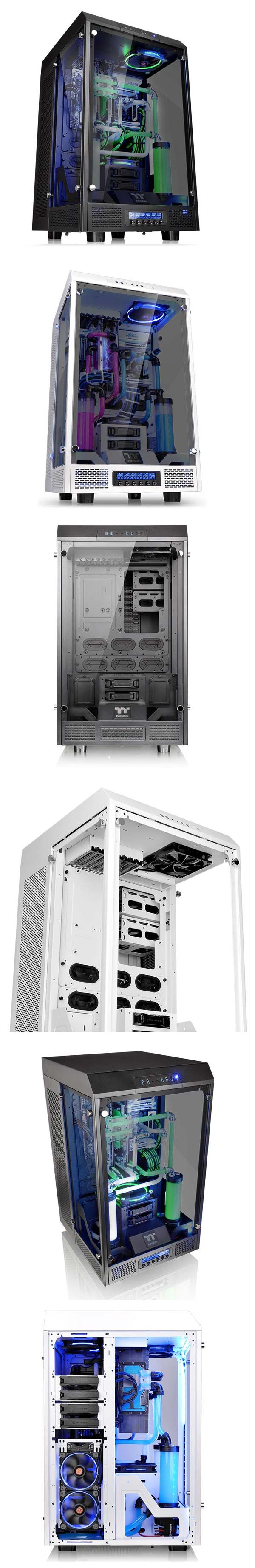 Корпус The Tower 900 от Thermaltake