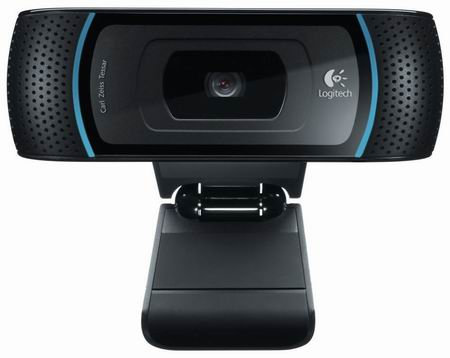 A862 360 rotatable 5mp hd webcam (red+black)