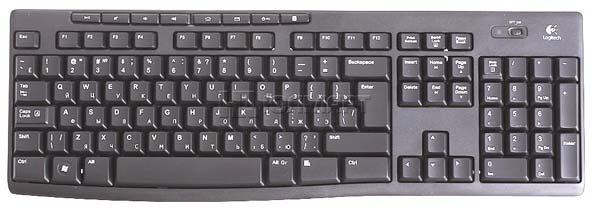 Беспроводная клавиатура Logitech K270
