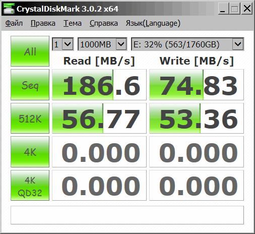 Результат 7200.14 (2 ТБ)